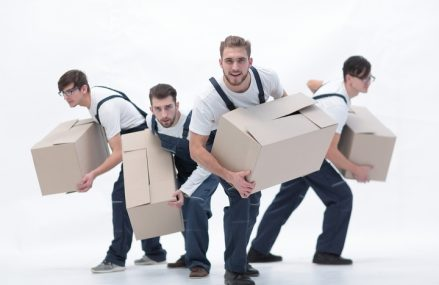 The Top Four Reasons to Use Moving Services